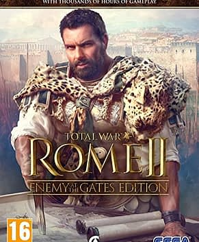Total War: ROME II Enemy At the Gates Edition Steam CD Key