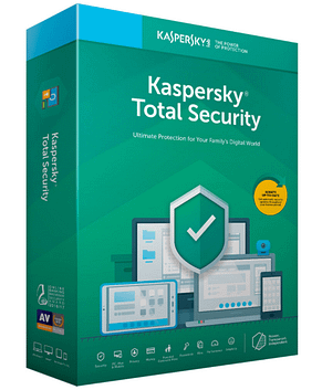 Kaspersky Total Security 2021 EU Key (1 Years / 10 Devices)