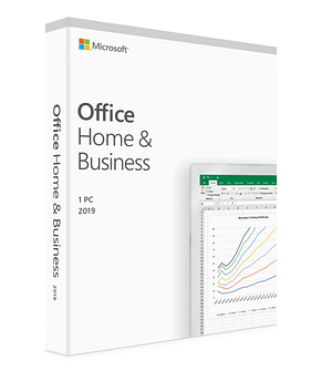 Microsoft Office Home & Business 2019 (PC)