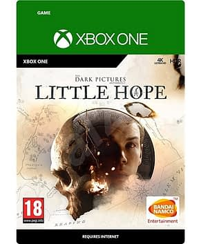 The Dark Pictures Anthology: Little Hope XBOX One CD Key