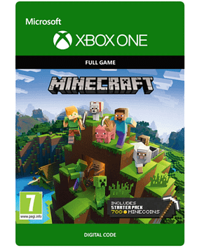 Minecraft Starter Collection XBOX One CD Key