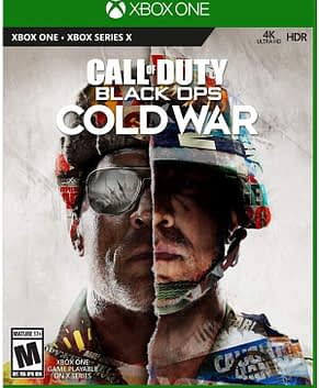 Call of Duty: Black Ops Cold War XBOX One CD Key