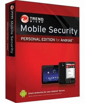 Trend Micro Mobile Security 2021 – 1 Device & 1 Year