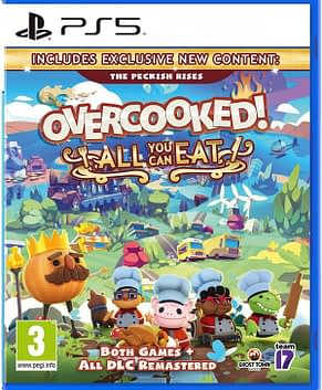 Overcooked! All You Can Eat EU PS5 CD Key
