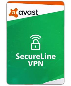 Avast VPN 5 Devices for 2 Years